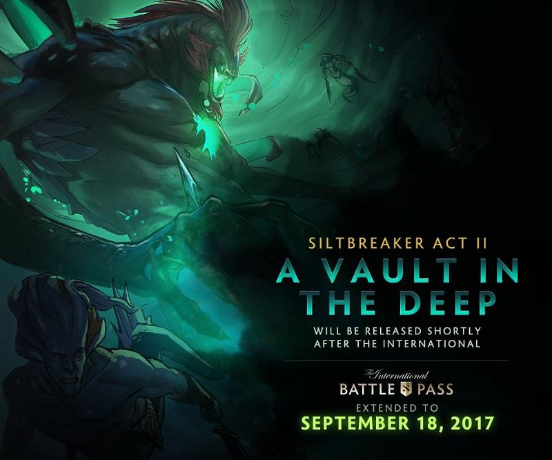 Siltbreaker Acts II