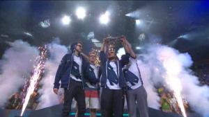 The Winner Of The International 7