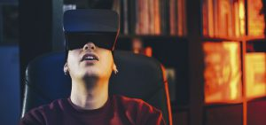 The International 7 in VR