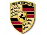 Porsche Green Car