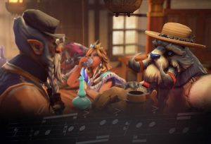 Musical Melee at the Sundered Moon