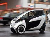 Mobil Hybrid Toyota