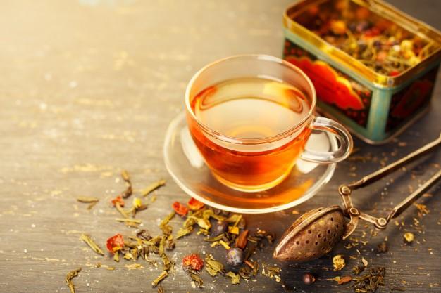 makna dalam secangkir teh
