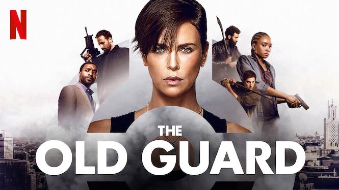 The Old Guard Netflix, Pasukan Abadi yang Wajib kalian tonton !