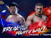 Paquito Mobile Legends Skin with manny pacquiao