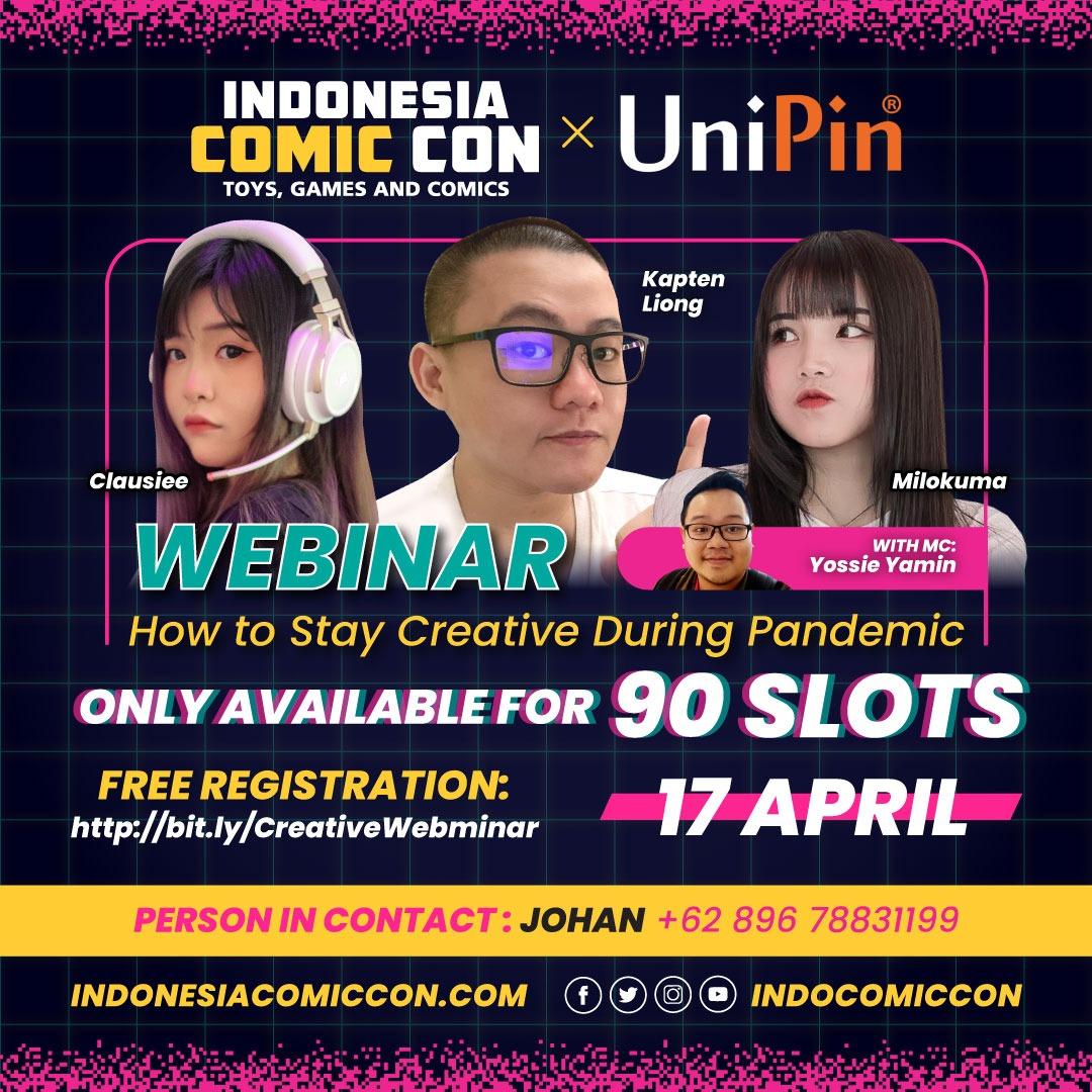 Indonesia Comic Con Events