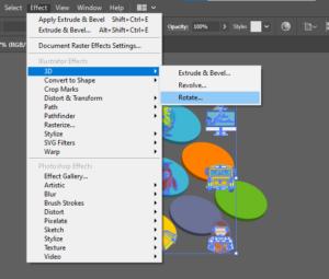 Cara membuat semi flat 3D icon di Adobe Illustrator