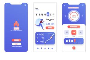 Cara membuat semi flat 3D App Desing di Adobe Illustrator