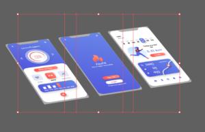 Cara membuat semi flat 3D app di Adobe Illustrator