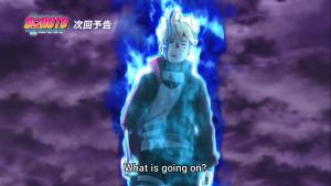 Kematian Naruto Semakin Dekat Boruto Menjadi Borushiki