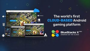 Bluestack X Mobile Android on your Web Browser